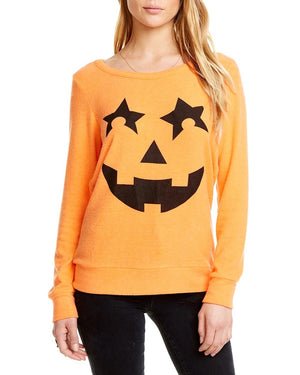Pumpkin Face Sweatshirt