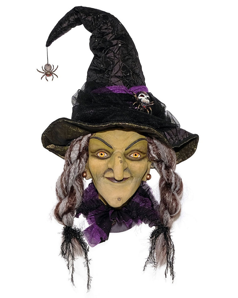 Brunhilda Witch Wall Mask