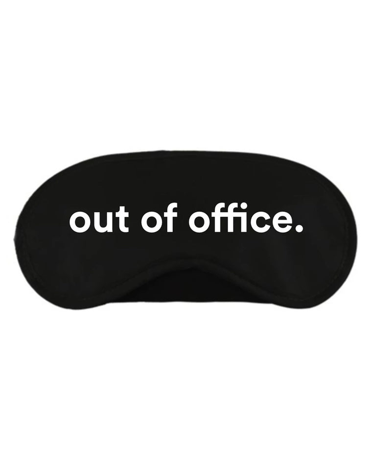 Out Of Office Sleep Mask
