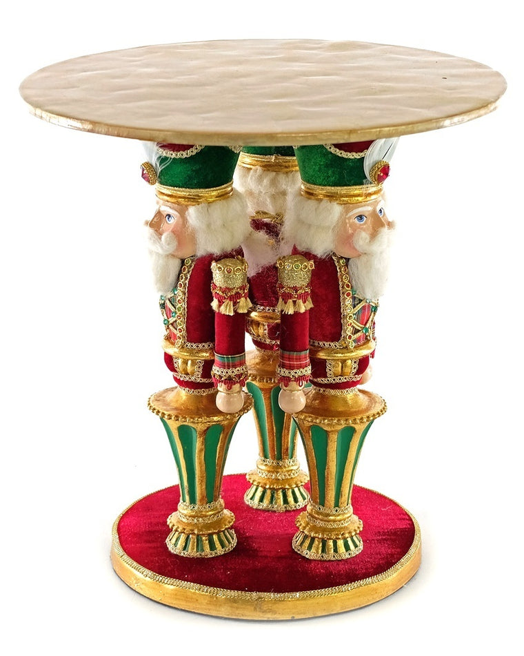 Wishes Nutcracker Cake Stand