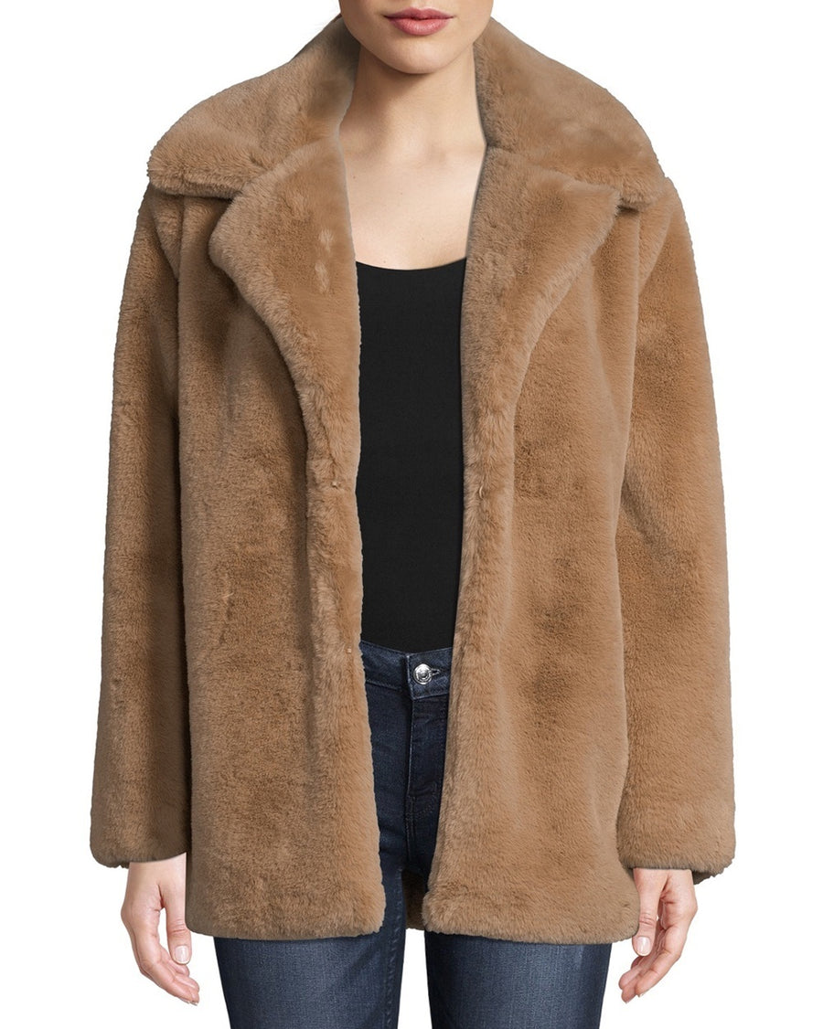 Holly Faux Fur Jacket