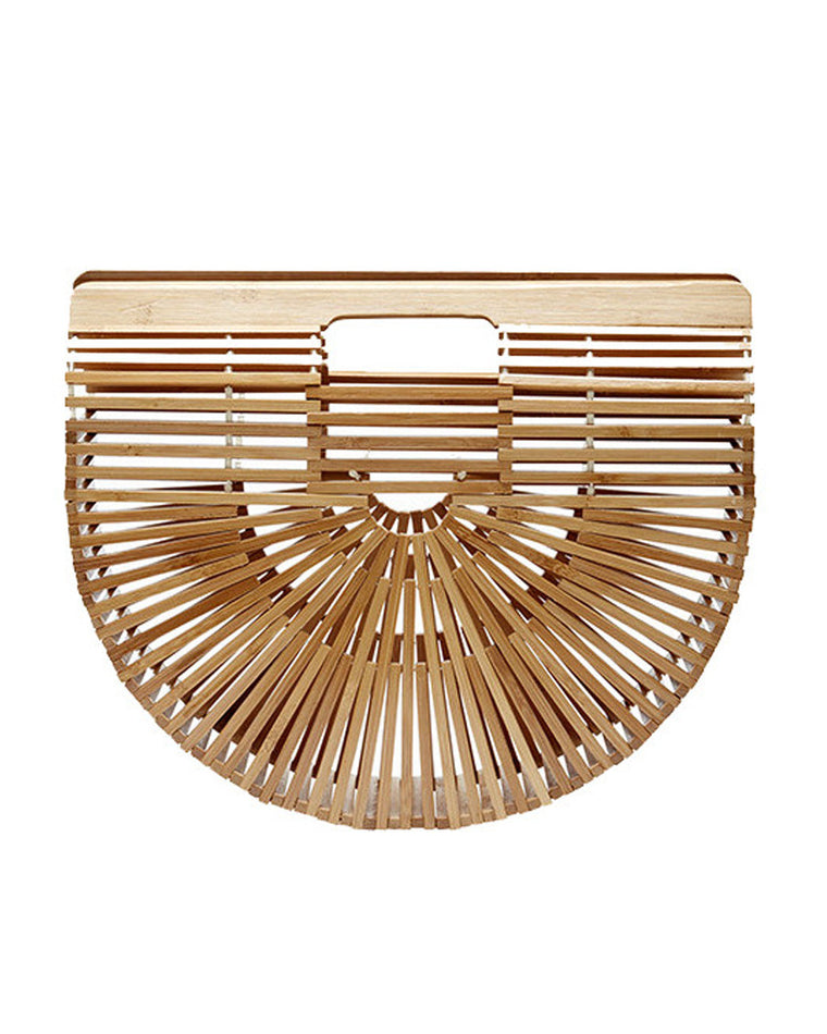 Bamboo Hollow Ark Clutch