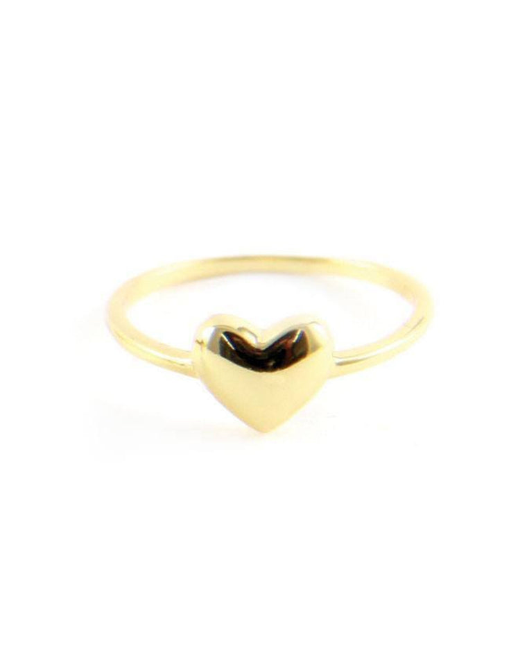 Lucky Charm Heart Ring