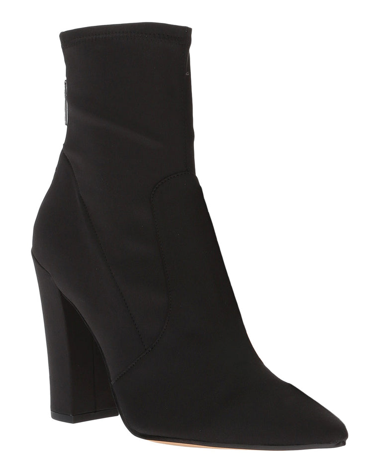 Elana High Heel Mid-Calf Booties