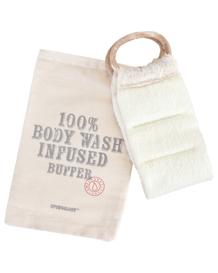 Spongellé Body Wash Infused Back Buffer