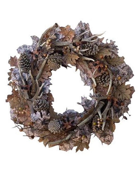 Winter Wilderness Wreath