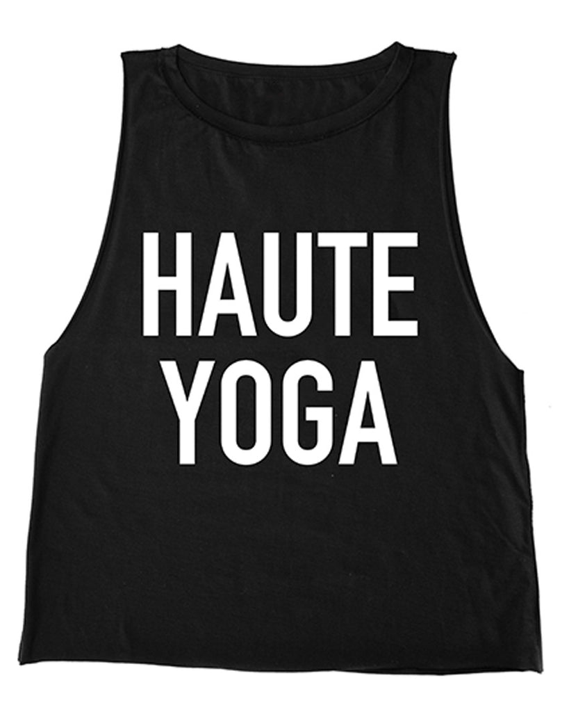 Haute Yoga Tank Top