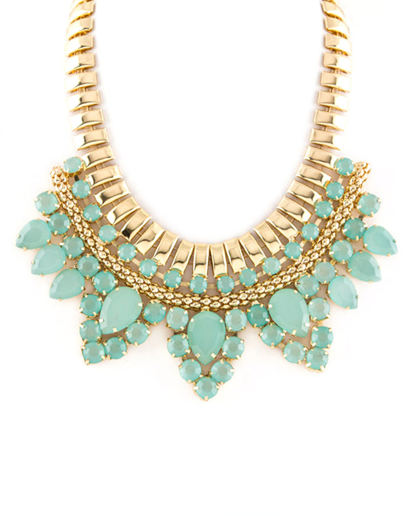 Ariel Bib Necklace