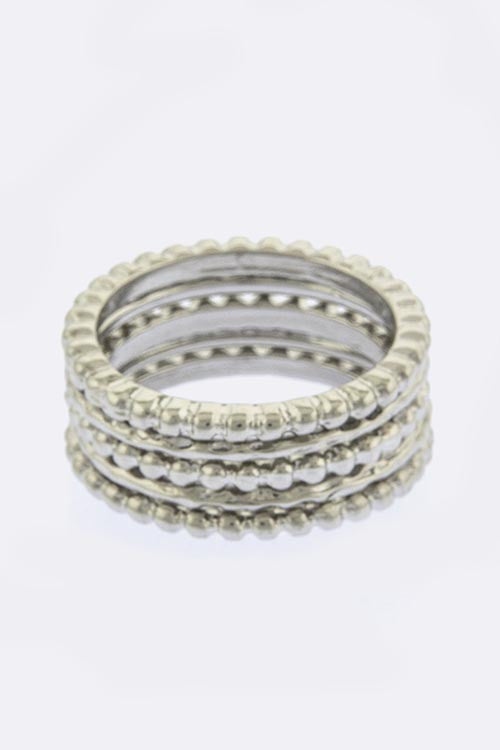 Julia Stackable Ring Set