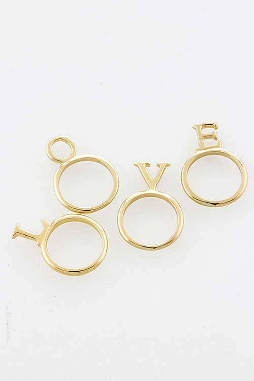 Love Letter Stackable Ring