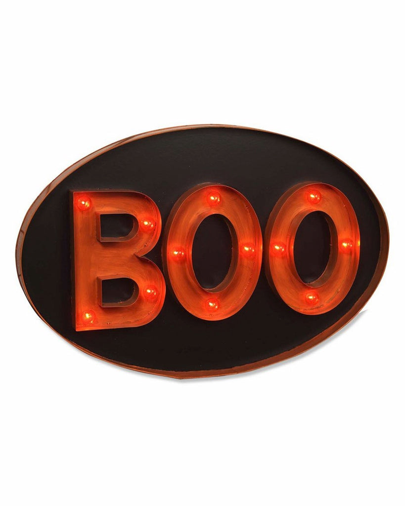 Boo Marquee Sign