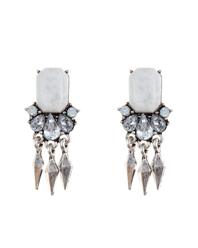 Tundra Drop Earrings