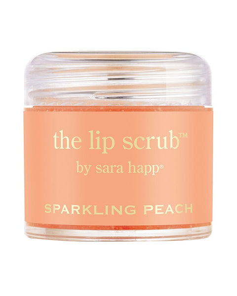 Sara Happ 'The Lip Scrub - Sparkling Peach' Lip Exfoliator