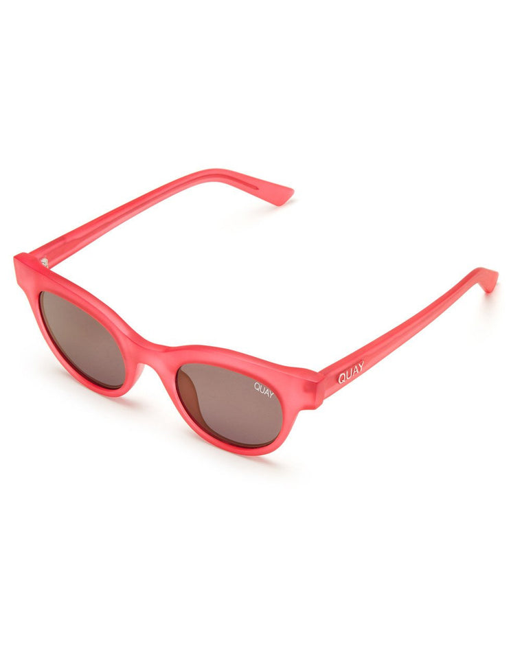 #QUAYxKYLIE Star Struck Cat Eye Sunglasses