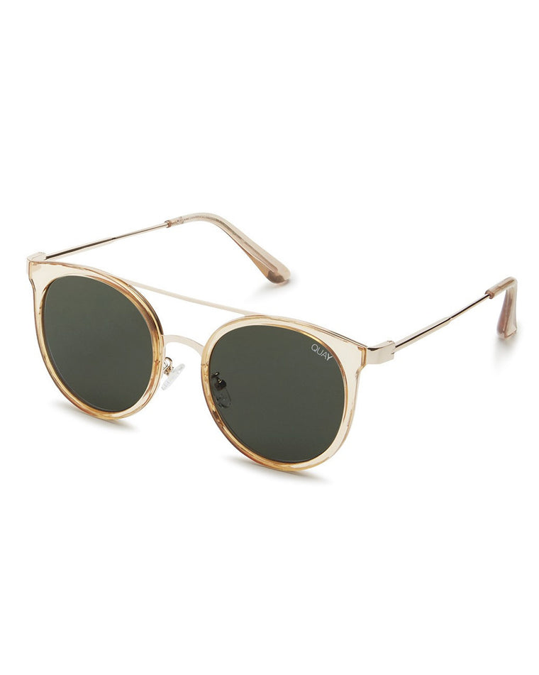 Kandy Gram Round Sunglasses