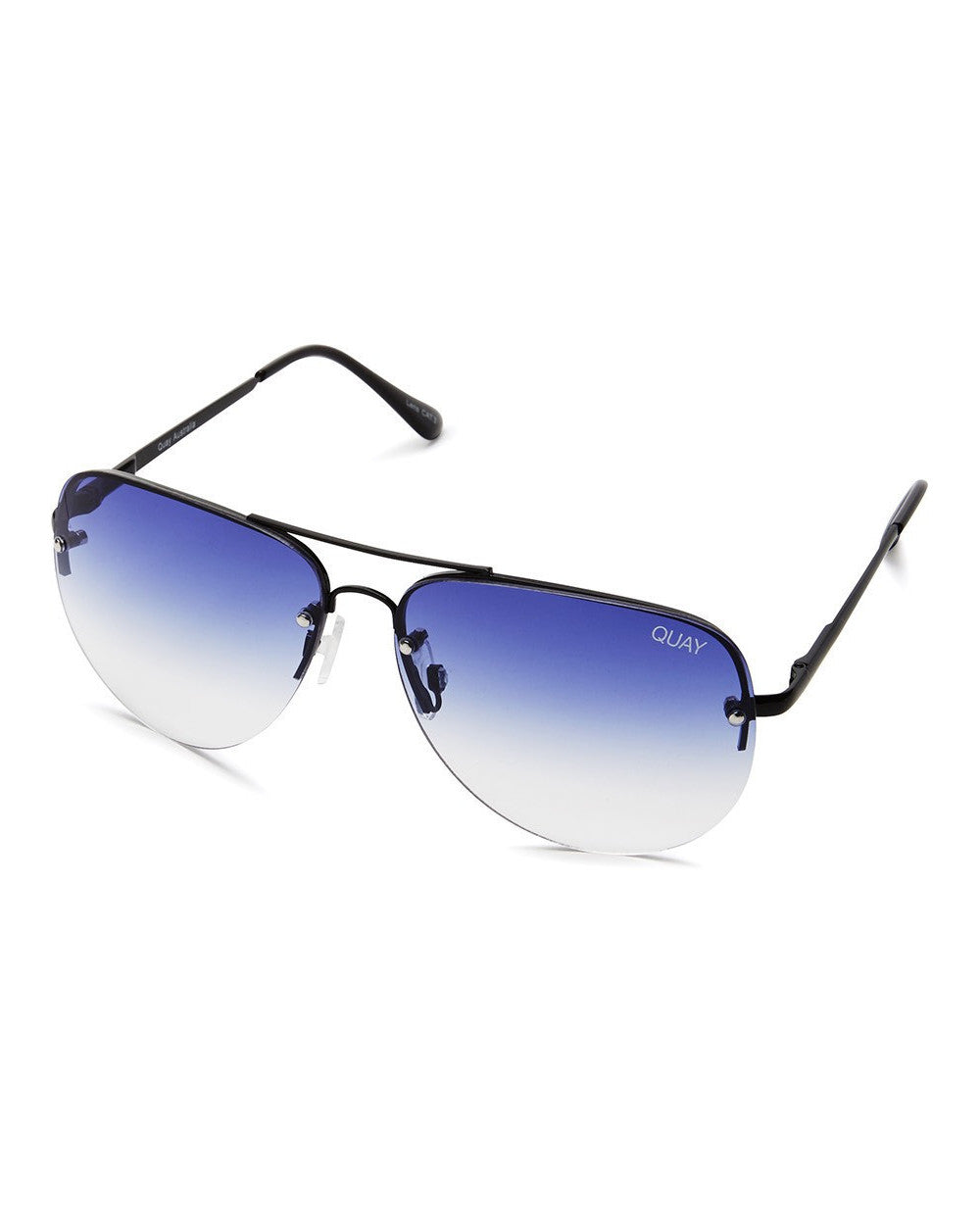 9185c225a9b Quay Australia Muse Fade Aviator Sunglasses - The Shopping Bag