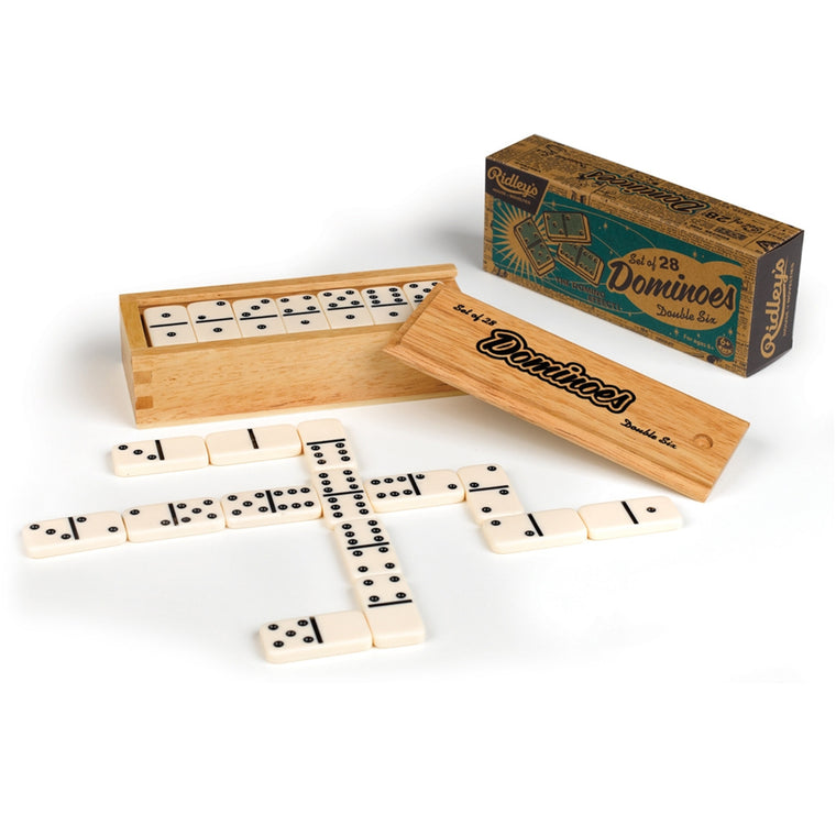 Ridley's Classic Domino Set