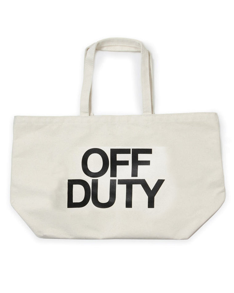 Off Duty Super Tote