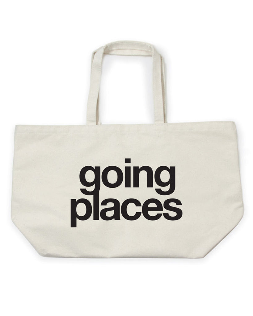 Going Places Super Tote