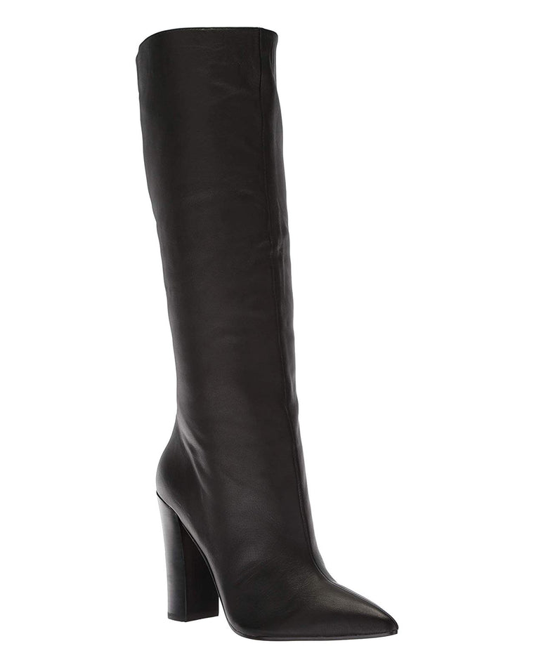 Elan Knee-High Leather Boots