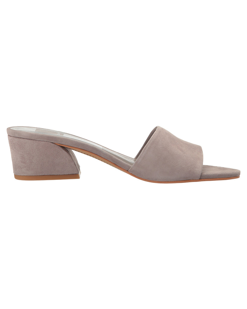 Rilee Suede Slide Sandals