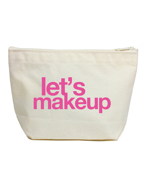 'Lil' Zip' Let's Makeup Pouch