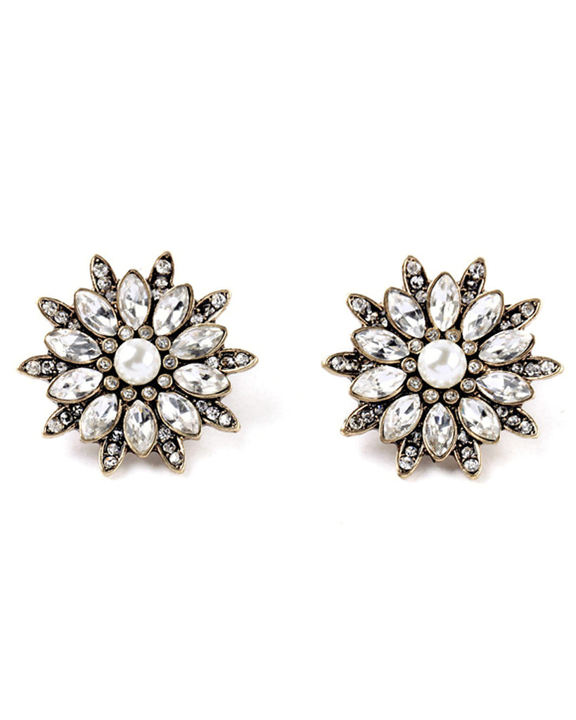 Astoria Crystal Studs