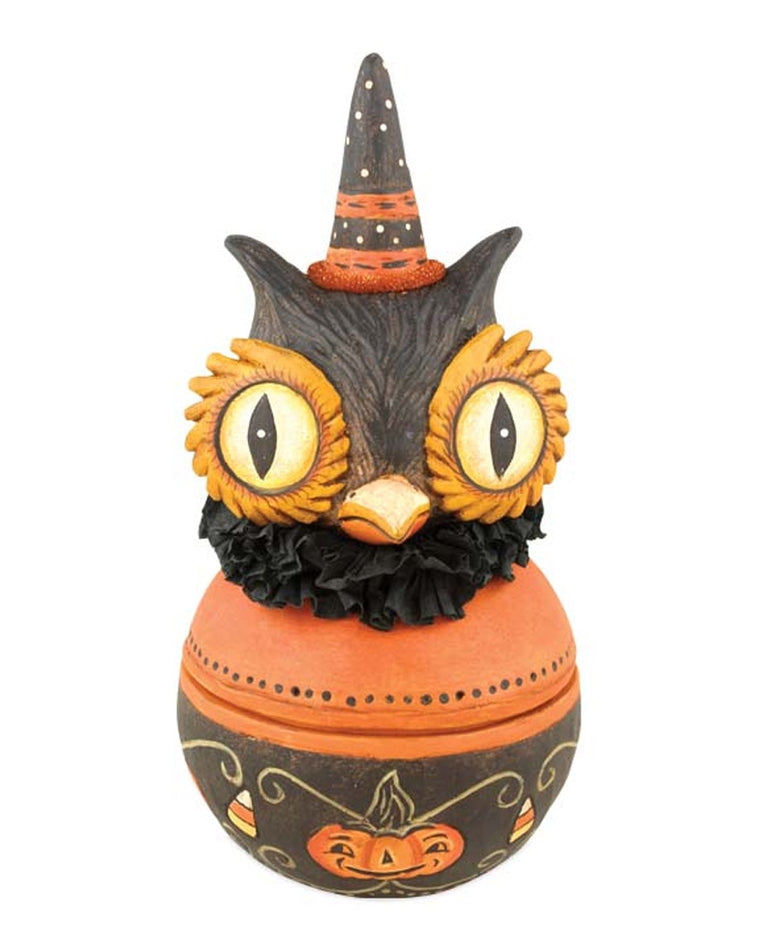 Hooty Owl Candy Bowl