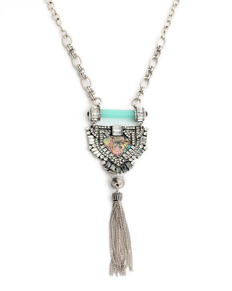 Bohemian Pendant Necklace