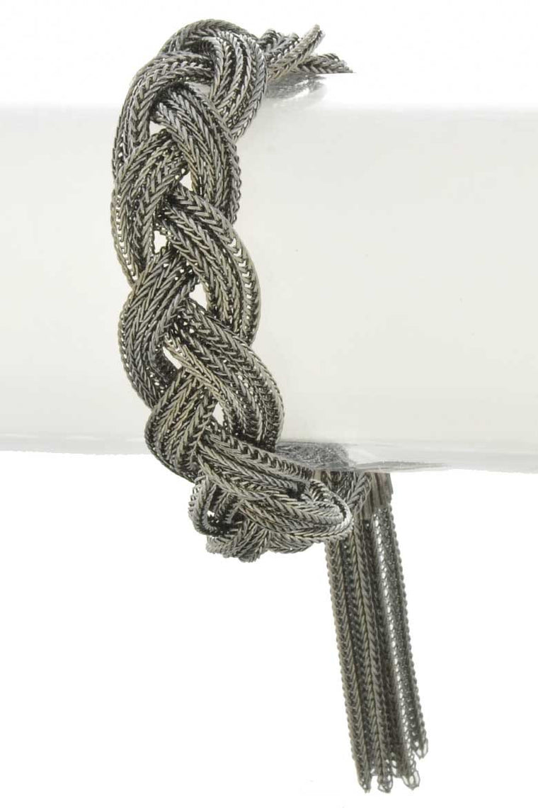 Avery Braided Chain Bracelet