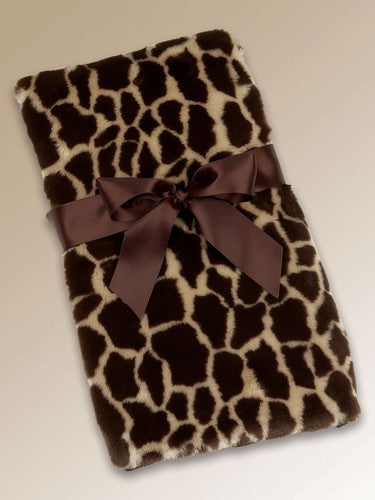 Bearington Baby Collection Giraffe Couture Blanket