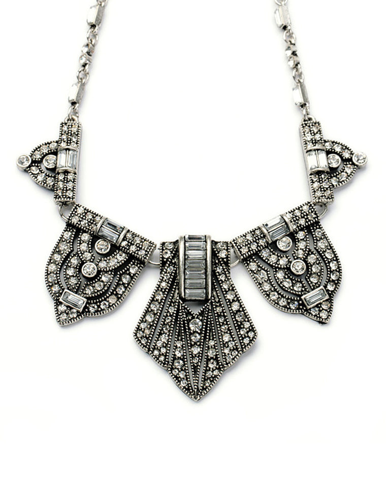 Laurel Collar Necklace