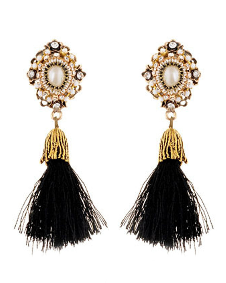 Tara Tassel Earrings
