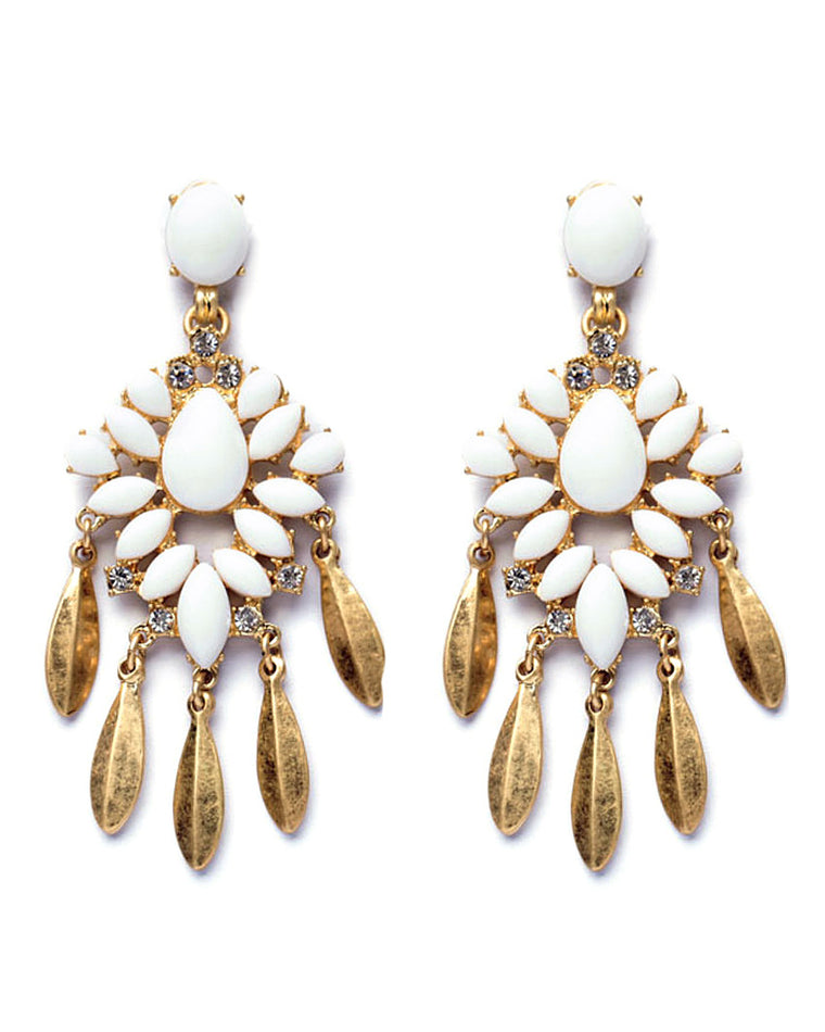 Seda Chandelier Earrings