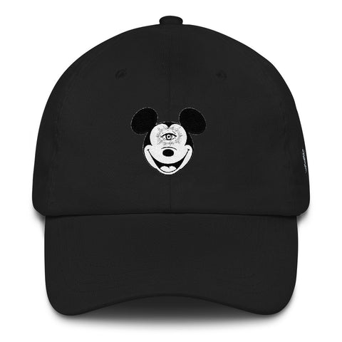 THIRD EYE MICKEY Dad hat