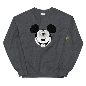 THIRD EYE MICKEY Sweatshirt