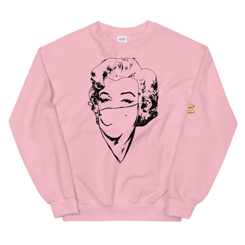MASK OF MARILYN Sweatshirt
