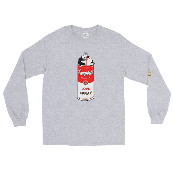 LOVE SPRAY Long Sleeve T-Shirt