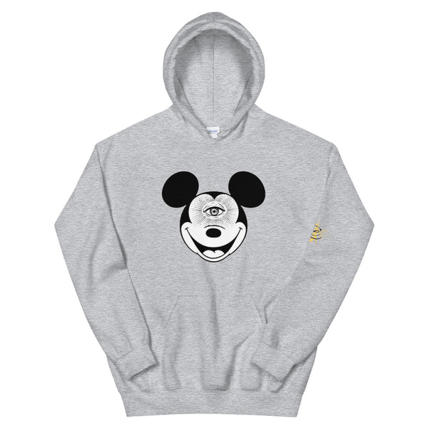 THIRD EYE MICKEY Hooded Sweatshirt