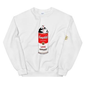 LOVE SPRAY Sweatshirt