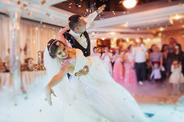 wedding dance - should I do it - bride and groom - husband and wife - bachata - salsa - first dance - love - marriage - choreography - wedding reception