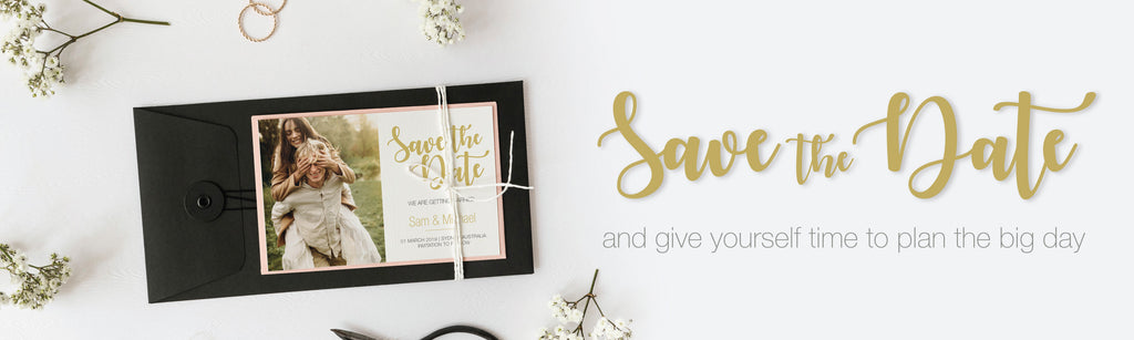 Budget - Notice for guests - Create excitement - All You Need to Know about Wedding Invitations - save the date - rsvp cards - marriage - bride and groom - create a style -