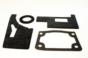 Gasket and Foam products can be die-cut in-house and specified to meet your needs.