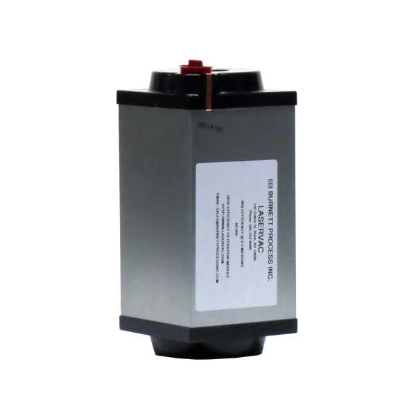 High Efficiency Filtration Module, Part Number 401400-1, Tags: LaserVac, Shark 9000, Vacuum Accessories, Portable Vacuums, Industrial Vacuum Cleaners, Accessories