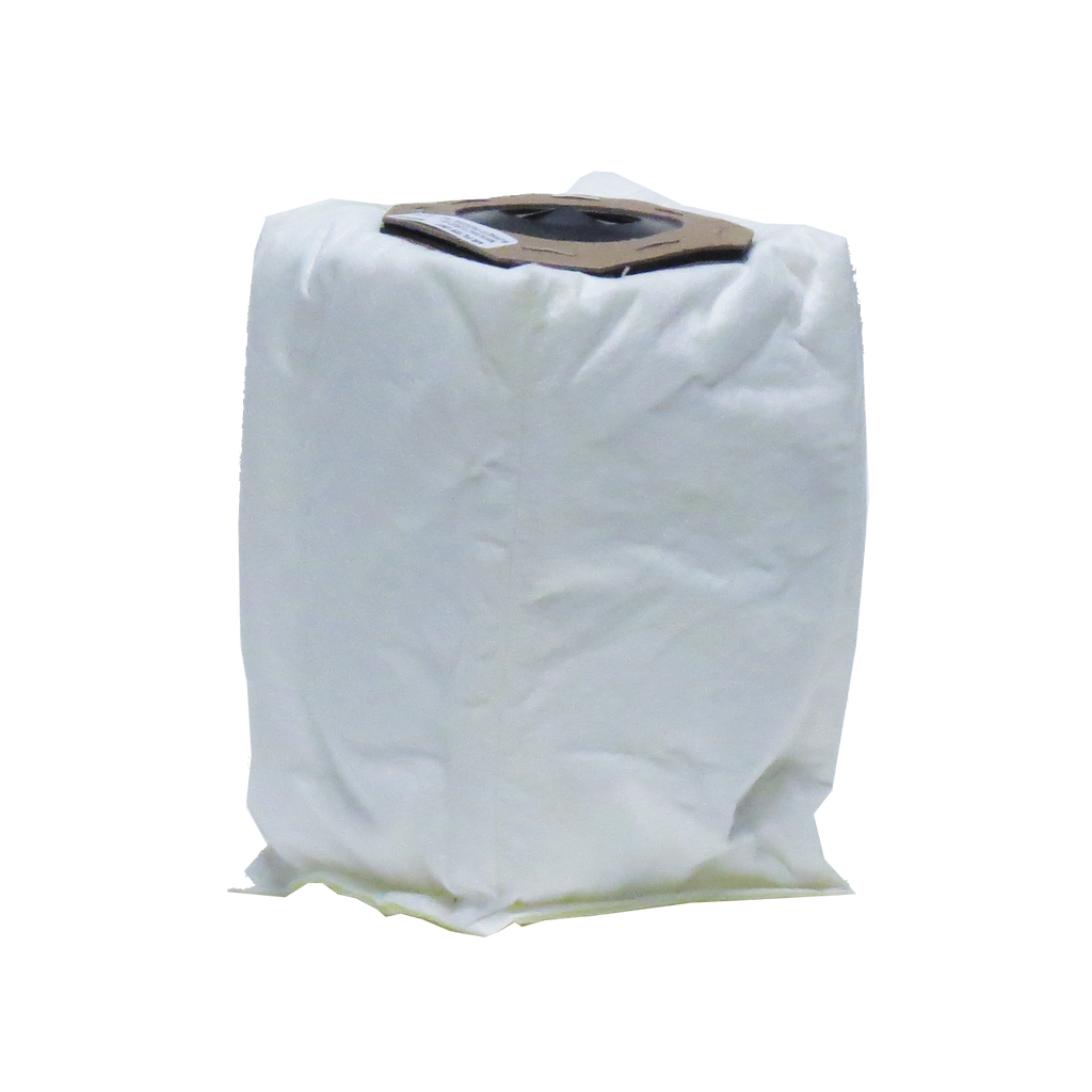 White Bag Filter, Part Number BP-4110, Xerox Part Number 053K04110, Tags: Bag Filters, Xerox, Xerox Nuvera, Xerox IGEN, Versant, Toner, Printer, Industrial Filter, Heidelberg, Fine Particle, Filters, DocuTech, Color Press, Bags