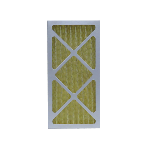 Metro Rail Filter (Yellow), Part Number BP-MR111, Tags: Pleated Filters, Transportation