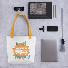 Load image into Gallery viewer, Road Trippin! Tote bag