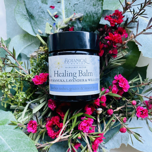 NEW! Organic Manuka & Lavender Healing Balm..with Wild Thyme.