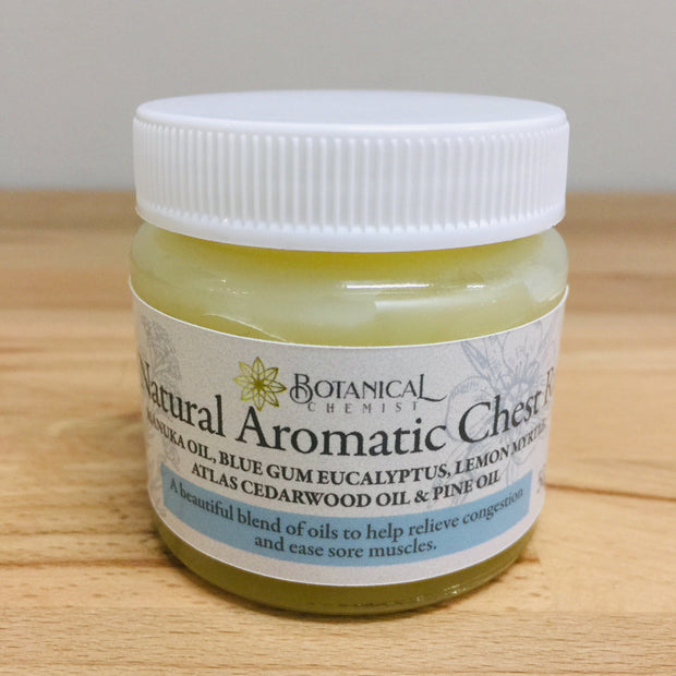 Natural Balm: Aromatic Chest Balm