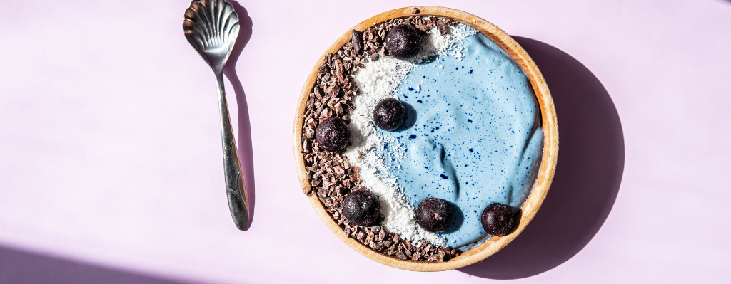 Into The Blue Smoothie + Bowl